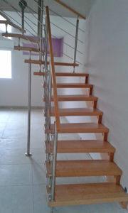 Xylotech Escalier bois 2