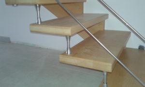 Xylotech Escalier bois 1