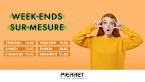 week-ends sur mesure pierret xylotech